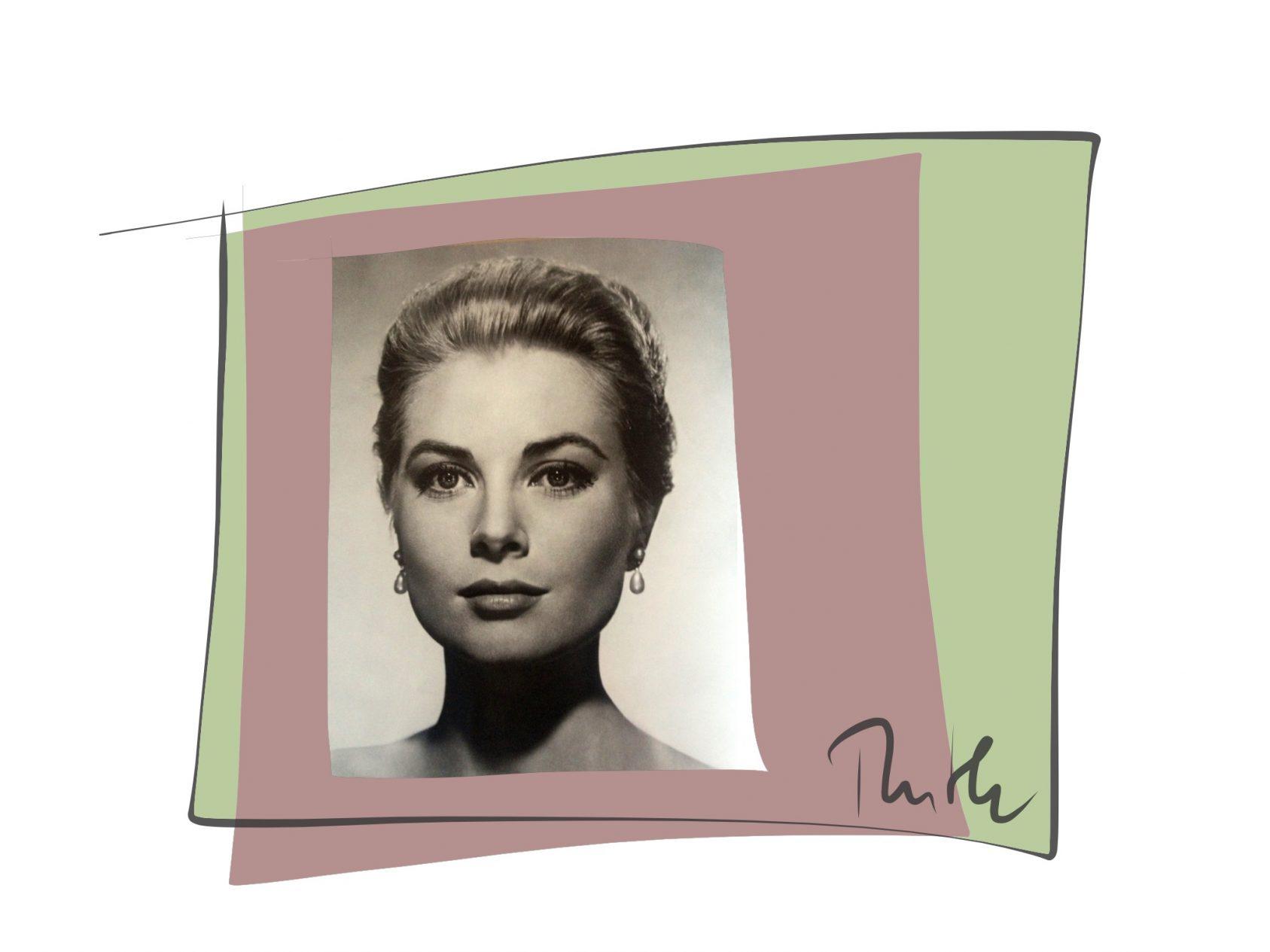 Grace Kelly - Fürstin Gracia Patricia von Monaco