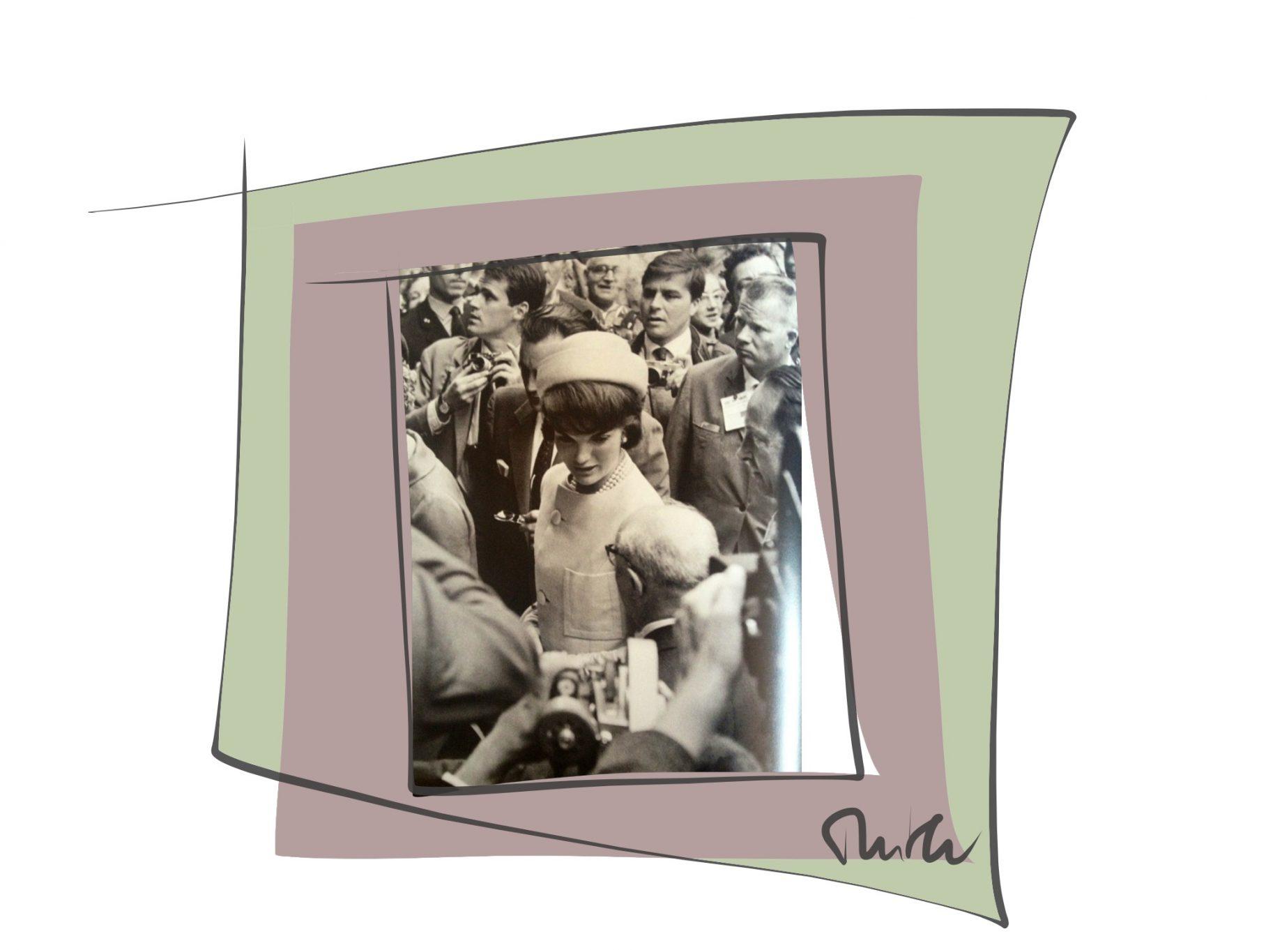 Jackie Kennedy Onassis