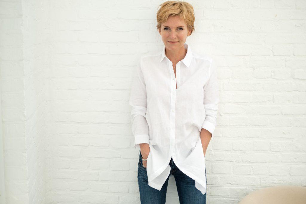 Ruth Dotzer Blog Weibsbild Weisse Bluse